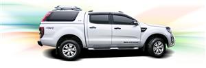 Hàng Thái lan : Ford ranger S7 thùng cao có đèn