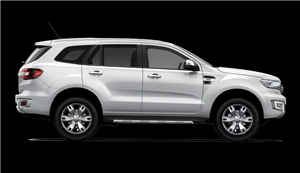 Ford Everest Ambiente 2.2L 4×2 MT